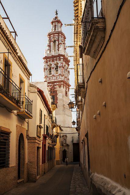 Centro Historico de Écija. Sevilla. Andalucía