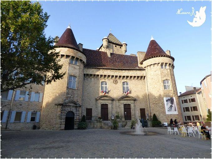 ♥ Nos vacances d'été 2016 ; Aubenas en Ardèche ♥