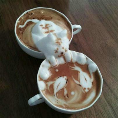 Koffie! Egte keuns!sjoen..