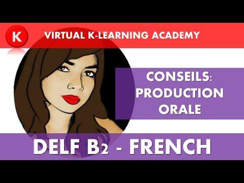 Utile pour travailler le DELF B2 - Insuf-FLE...