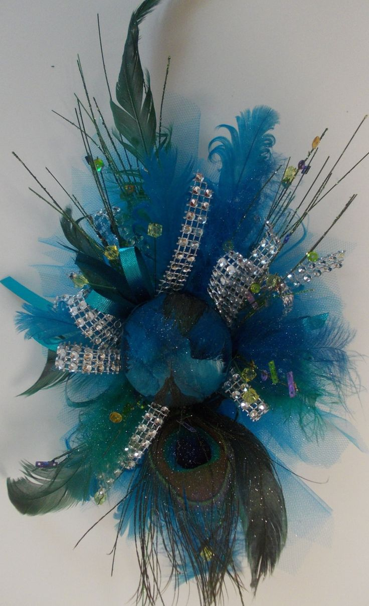 Silk Wrist Corsage for Homecoming or Prom by JustALittleLagniappe on Etsy