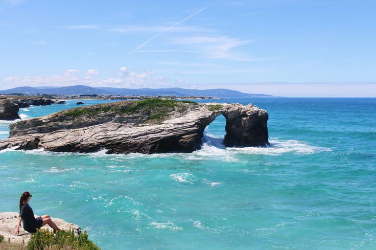 Playa de las Catedrales, Asturias, Spain