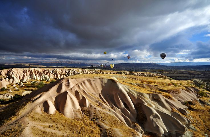 Cappadocia, Turkiye