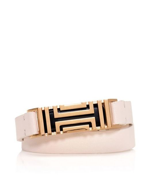 For fitbit fret double-wrap bracelet