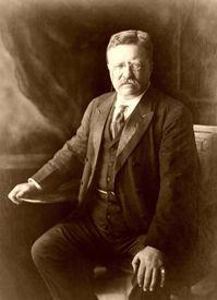 Rough Riding Theodore Roosevelt