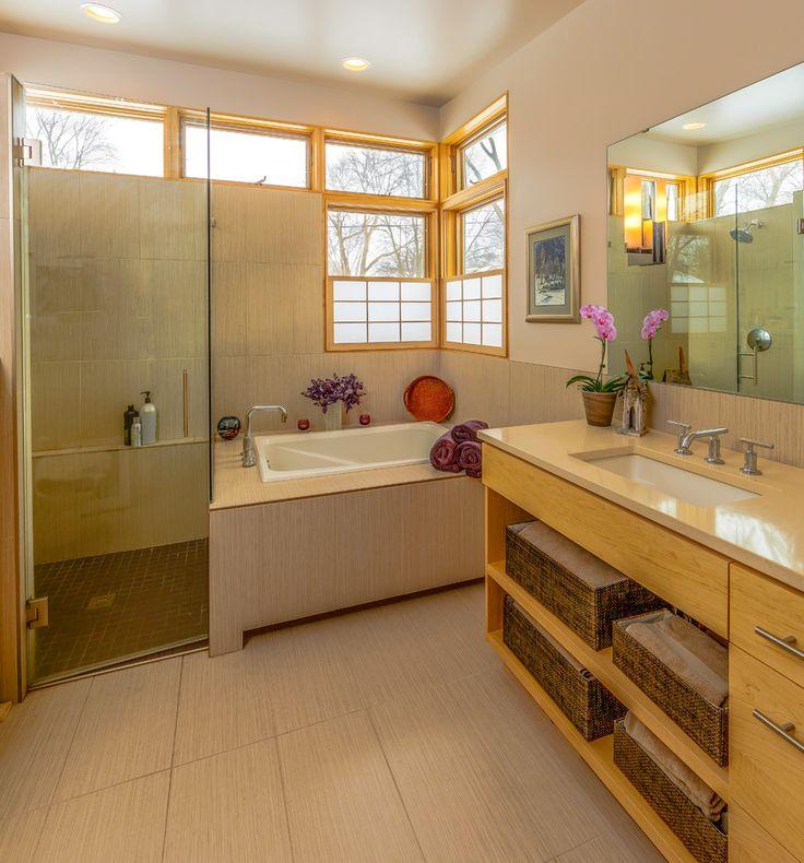 Oltre 20 migliori idee su foto del bagno su pinterest citazioni bagno arredo bagno vintage e - Bagno stile zen ...