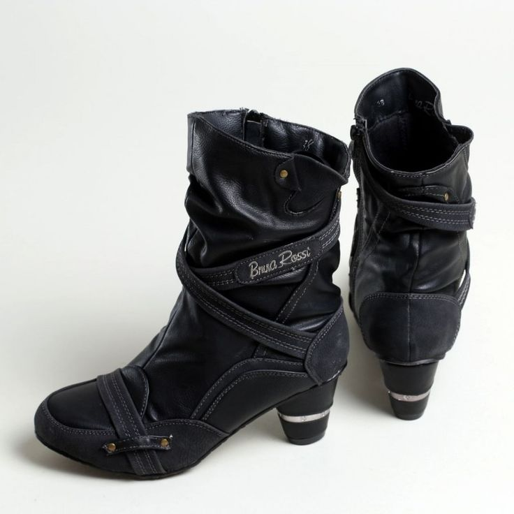 Bottines fashion ADELLA couleur noir