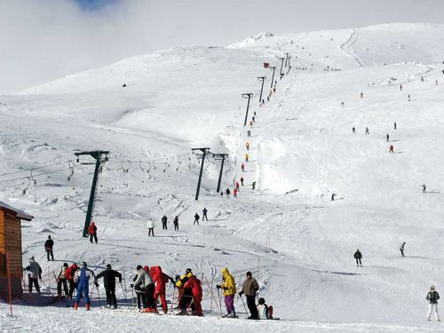 VISIT GREECE| Outdoor Activities, Ski