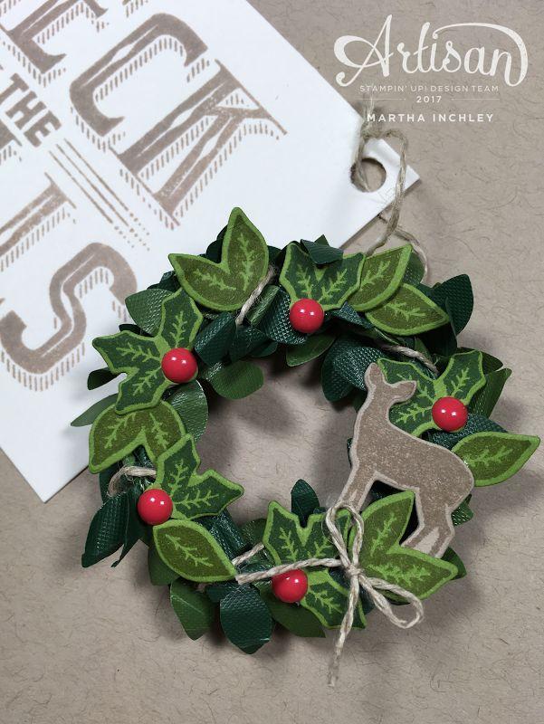 Stampin' Up! Artisan Design Team Blog Hop: Carols of Christmas