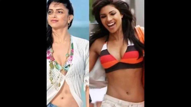 Deepika and Priyanka