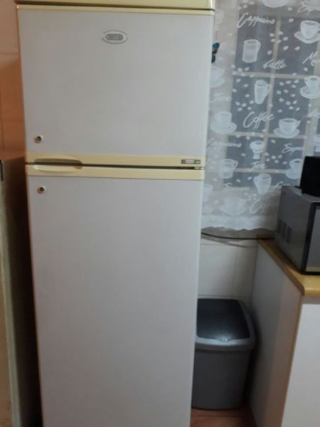 refrigerator on sale near me. defy double door fridge/freezer for sale.the fridge is in a excellent working order. the has all shelves. we can deliver any areas refrigerator on sale near me e