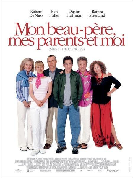 Mon beau-père, mes parents et moi - Barbra Streisand, Ben Stiller, Blythe Danner, Dustin Hoffman, Jay Roach