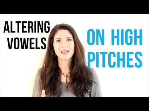 how to sing on pitch youtube
