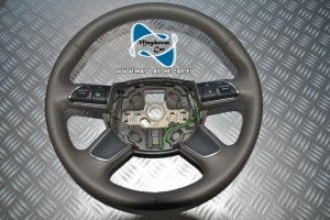 Neu Original Lenkrad Leder   Multifunktion Steering Wheel fur Audi Q3 8U0419091 T