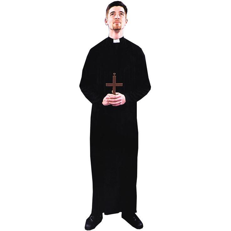 Priest Costume 1 Sz