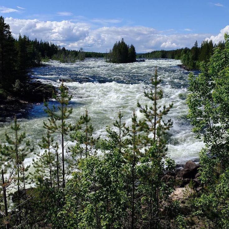 Piteälven igen #piteälven #naturephotography #norrland #sweden #beautifulsweden #fujifilm_xseries #x100f