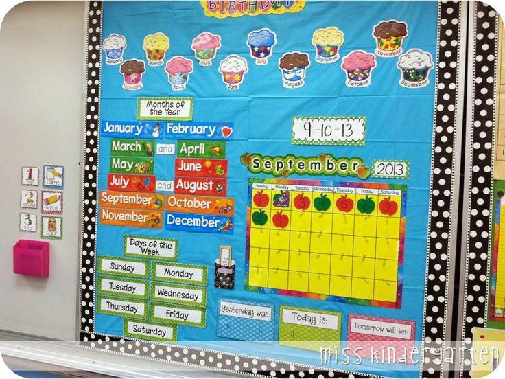 Calendar Game Ideas : Ideas about kindergarten calendar activities on