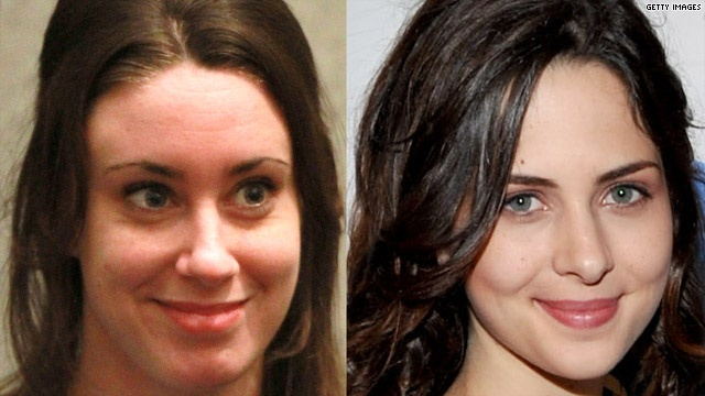 Chatter Busy: Casey Anthony The Movie: Guess Who Will Play Her !