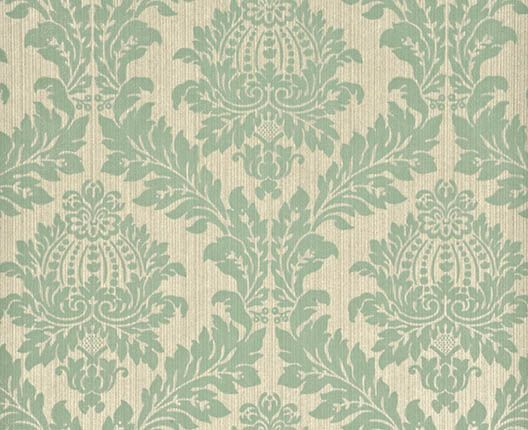 Lydford Damask wallpaper by G P