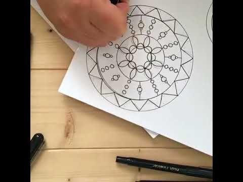 Mandala Motif Part 2