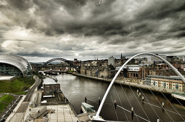 Newcastle upon Tyne my home town