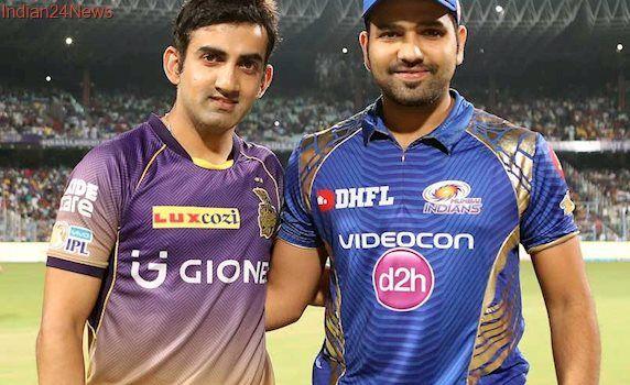 IPL Live Score: Kolkata Knight Riders vs Mumbai Indians