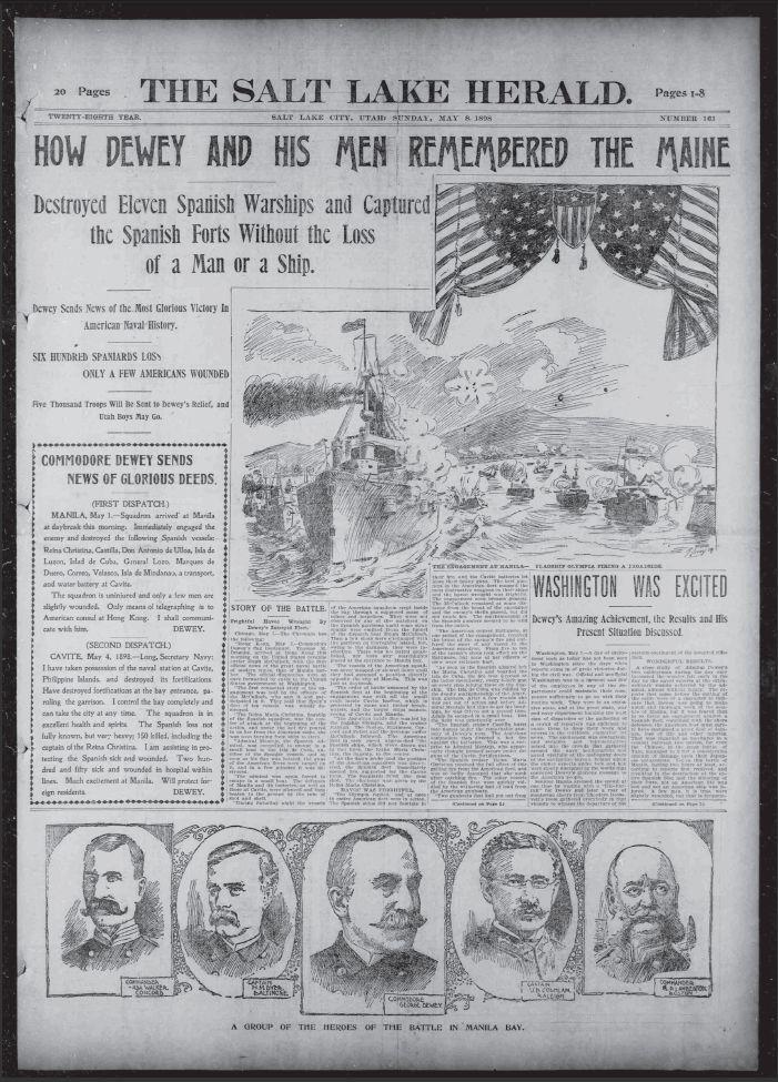 10 best Spanish-American War:{1898} Learn images on Pinterest ...