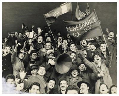 Fenerbahçe Gençlik Kulübü zamanları
