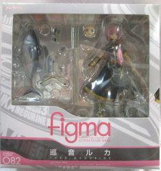 マックスファクトリー figma キャラクターボーカルシリーズ 巡音ルカ 082