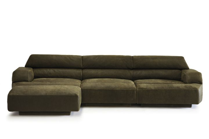 D3CO | That's Craft!  An exciting union of contemporary Italian design and time-honoured artisan skills.  VIRGO is a sofa whose comfort is easily apparent from simple observation: generous and yet compact volumes underline the right curves to aptly welcome the body.   www.d3co.it