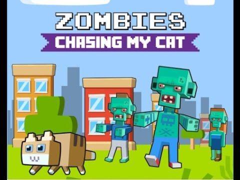 Zombiler Kedimi Kaçırdı - Eğlenceli Zombi Oyunu