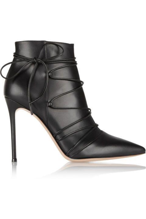 Gianvito Rossi Woman Suede Ankle Boots Black Size 37 Gianvito Rossi zzNCqvZBk