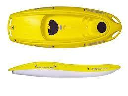 En liten og hendig kajakk til padling i skjærgård og innlandsvann. Lett og transportere og oppbevare. God respons i kajakken og lett og manøvrere. Fin og bade fra, og lett og klatre