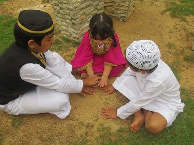 UAE Traditional Games - WalaMohamed - uae