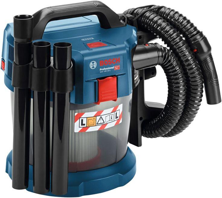 BOSCH PROFESSIONAL AkkuNassTrockensauger »GAS 18V10 L