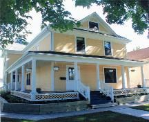 Where Gabrielle Roy grew up in Sainte-Boniface, Winnipeg.