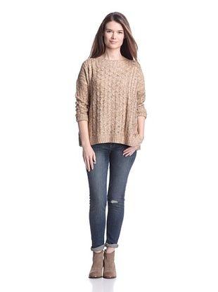 525 America Women's Boat Neck Sweater