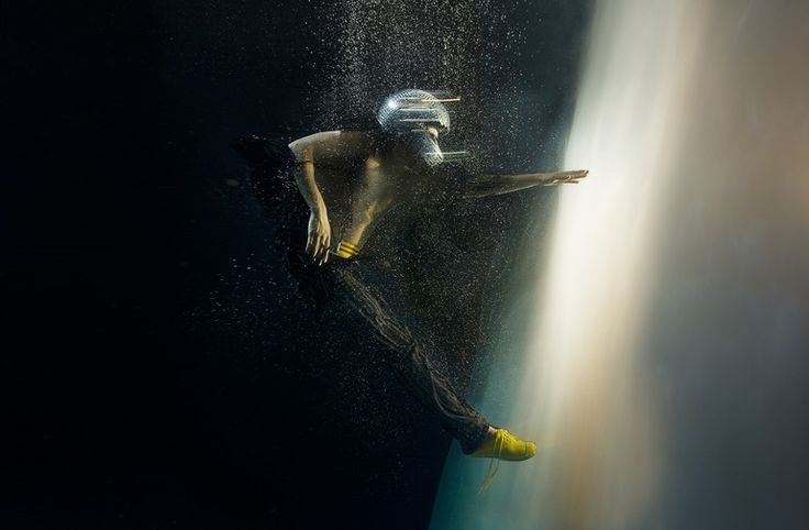 """Saatchi Online Artist: Zena Holloway; Color, 2008, Photography """"Touching the Void (edition of 10 + 2 artist proofs)"""""""