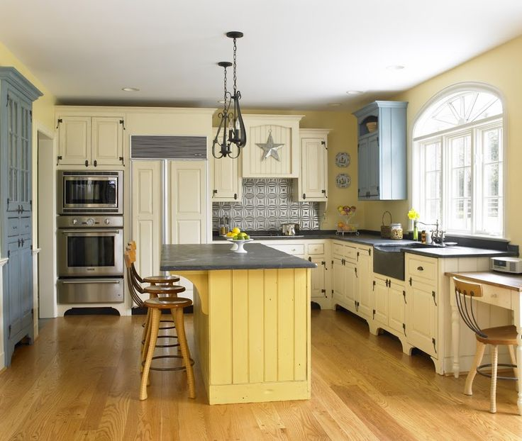 Best 25 Country Kitchens Ideas On Farm Style Butcher Block Counters And Sink Kitchen