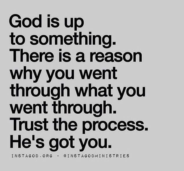 God has got you
