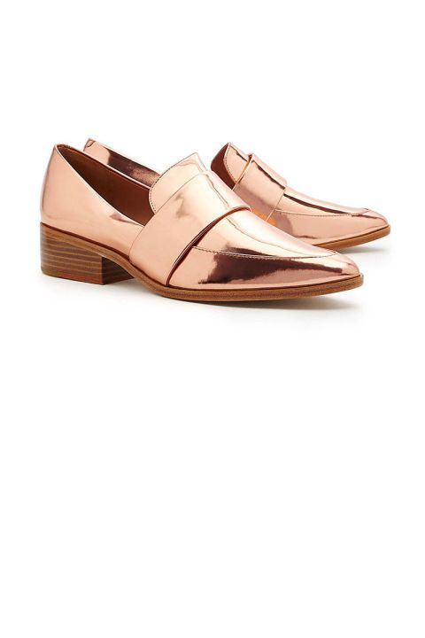 7 Fashion Road , Damen Flats , rosa - dusky pink - Größe: 38