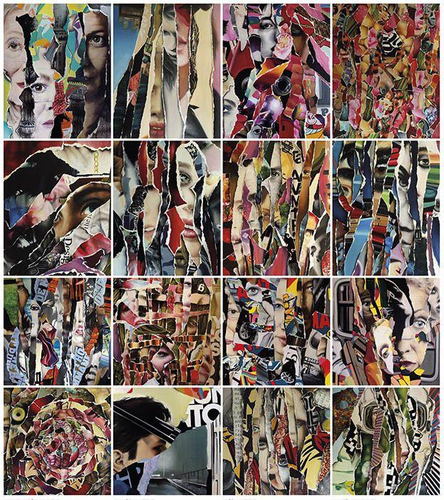 Zsuzsi Csiszer- paintings, oilcanvas, random pieces