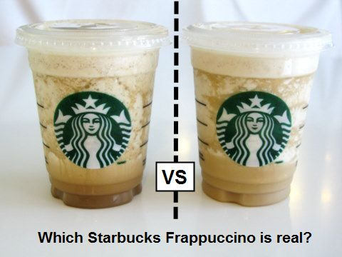 This starbucks frappuccino copycat recipe will blow you away! I almost prefer it :) tip: i added 1 Tablespoon of chocolate syrup to mine to make it a mocha frappuccino...but you can add caramel or anything else!