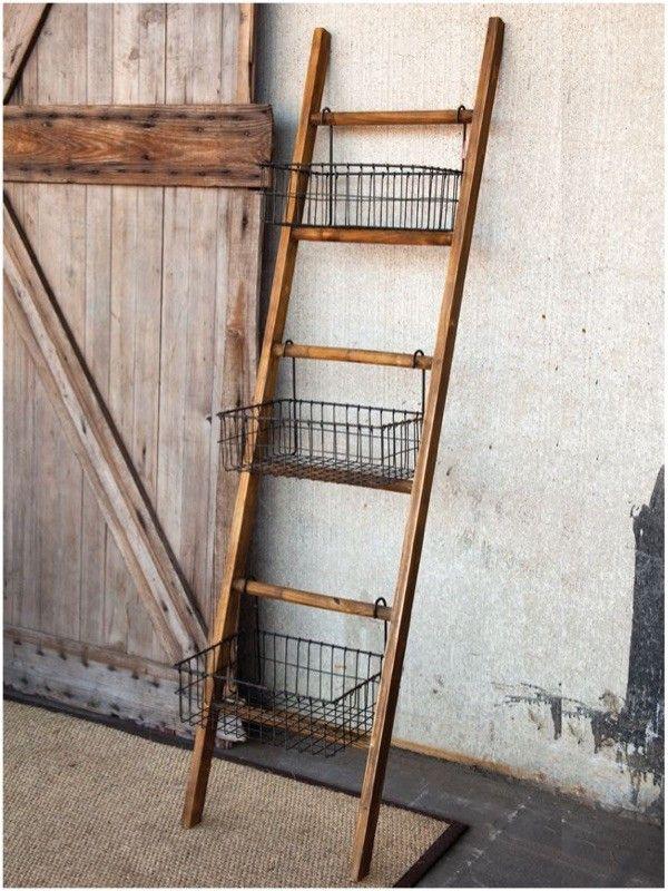 Escadas   Estantes Diferentes – Ideias Diferentes