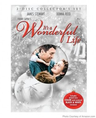 Such a classic! It's a Wonderful Life, $15 | Best Holiday Movies for Kids - Parenting.com