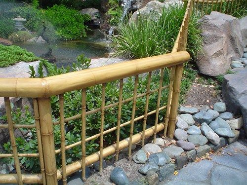 Japanese Bamboo Garden Design japanese water garden design japanese garden woodwork japanese water garden Bamboo Fence Fencing Materialjapanese Bamboojapanese Landscapefence Designgarden