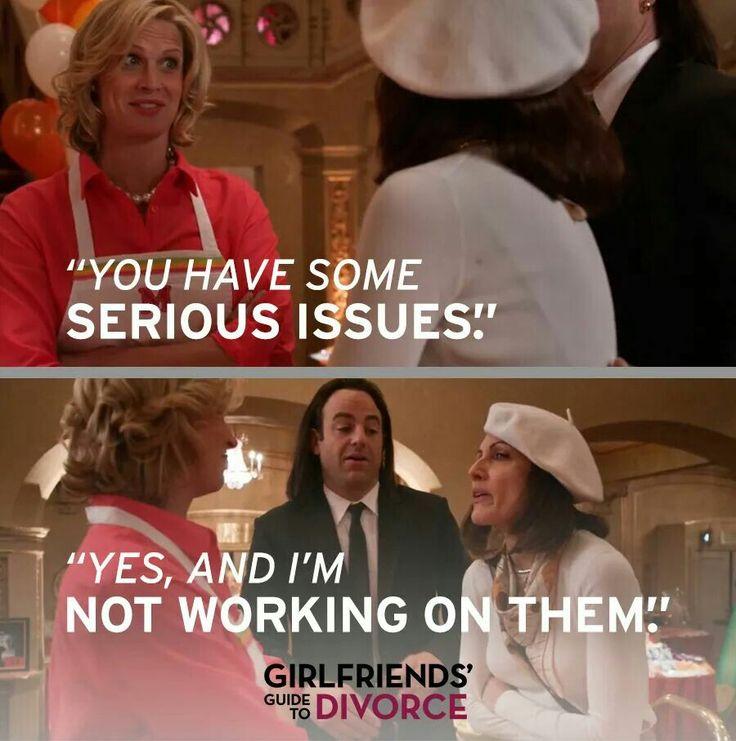 Girlfriends' Guide to Divorce #GG2D