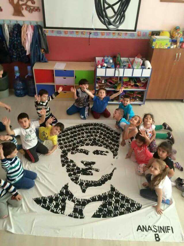 El izi ile Atatürk