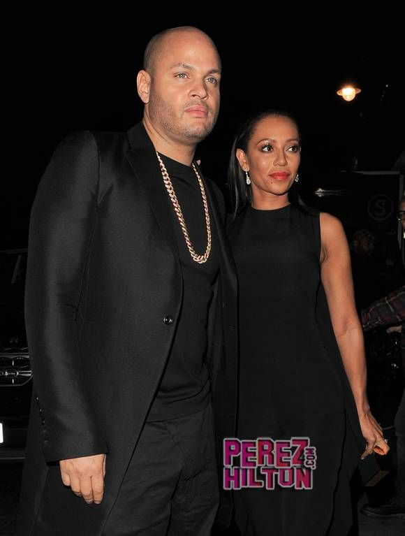 Mel B's Husband Stephen Belafonte Denies Rumors Of Physical Abuse After The Former Spice Girl Appears On TV With Bruises & Scratches