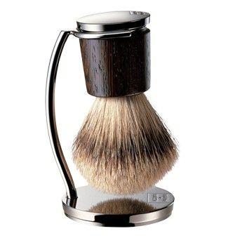 Acqua Di Parma Pure Badger Hair Shaving Brush & Stand